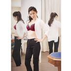 篠原涼子が広告モデル! 背中や脇の