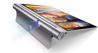 レノボ、プロジェクタ内蔵のQHDタブ「YOGA Tab 3 Pro」を日本国内で販売