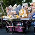神奈川県川崎市にスター・ウォーズねぶた4台登場! 大熱狂パレードの全貌