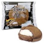 不二家、ベルギー産チョコ使用のシュークリーム「金曜日の夜ふかし」を発売
