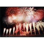 今年最後の花火大会! 赤城クローネンブルクで入園無料のハロウィン花火開催
