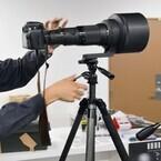 ケンコー・トキナーの新しい試み、一般ユーザー向け新製品発表会 - カーボン三脚やカメラバッグを体験してきた