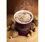 ゴディバ、ミルクチョコレートとヘーゼルナッツのホットドリンクを発売