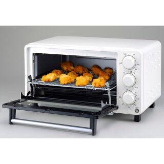 siroca、コンパクトなノンフライオーブン - 価格は1.5万円