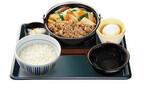 牛肉を約2倍に増量! 「なか卯」ならではの関西風「牛すき焼き鍋膳」発売