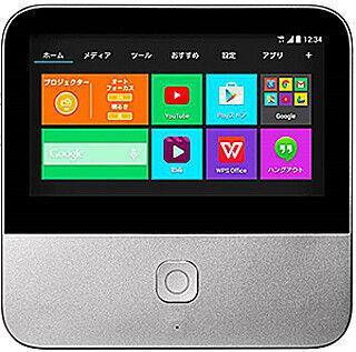 ソフトバンク、LTE対応Androidプロジェクタ「モバイルシアター」を13日発売