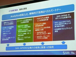 SAS Institute Japan、新社長の堀田氏が就任会見 - テーマは継承と躍進
