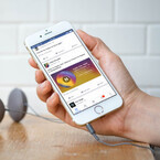 Facebook、Apple MusicとSpotifyの曲をシェアできる機能「Music Stories」