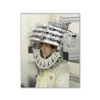 放医研、認知症を早期に発見できるヘルメット型PETを開発