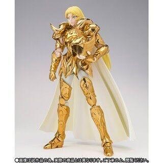 「聖闘士聖衣神話EX」から、「アリエスムウ」がオリジナルカラーで立体化