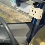 ユピテル、「ダンボー」デザインのドライブレコーダー