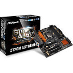 ASRock、Intel Z170を搭載したマイクロATXマザーボード「Z170M Extreme4」