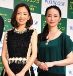 松雪泰子、連ドラ『5人のジュンコ』で12年ぶり共演のミムラは「進化してる」