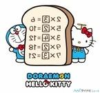 「ドラえもん×ハローキティ」のコラボ新シリーズ!