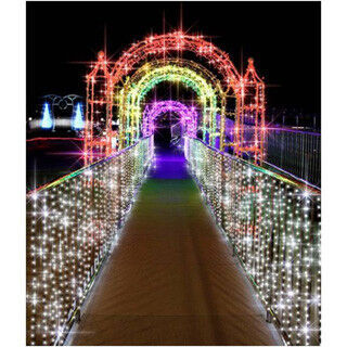 関空・伊丹でクリスマスも遊べるフェス! 公認サンタがイルミネーション点灯