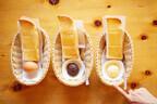 コメダ珈琲店が「選べるモーニング」開始--たまごペーストとおぐらあん登場