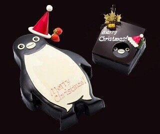 東京都・池袋のホテルで「Suicaのペンギン」ケーキなど5種類が予約開始