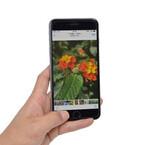 iPhoneにボタンが増える? - ちょっと変わった液晶保護ガラス