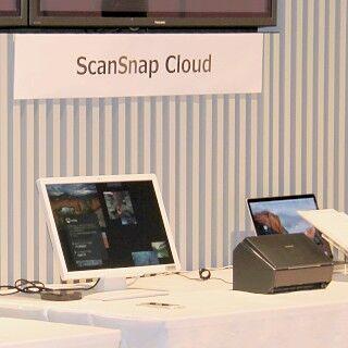 ドキュメントスキャナ「ScanSnap」が次のステージへ - クラウド連携サービス「ScanSnap Cloud」発表会