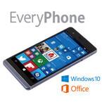 ヤマダ電機、国内最速でWindows 10スマホを発売 - 39,800円