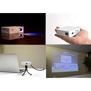 「DMM.com レアモノ」に手のひらサイズのプロジェクタ