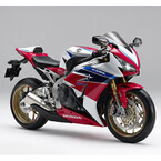 ホンダ「CBR1000RR」と「CBR1000RR SP」のカラーバリエーションを変更