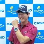 カシオ、プロゴルファーの石川遼選手と所属契約を更新