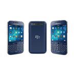 FOX、物理キー搭載BlackBerryスマホ「Classic」に新カラバリ「Blue」追加