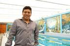 日本での経験を活かして実家のプールを改装 - ペルー人経営者の働き方