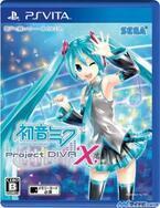 『初音ミク-Project DIVA-X』、PS Vita版のパッケージや予約特典を公開