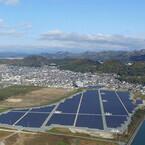 京セラとTCLの合同会社、兵庫県姫路市にメガソーラー発電所を完成