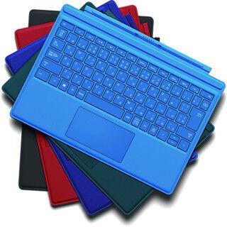 SurfaceペンやSurface Pro 4 タイプ カバー新色、18日に販売開始