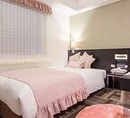 東京都・汐留のホテルに「恋したくなる部屋」が登場