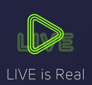 LINE、リアルタイム映像配信アプリ「LIVE」発表 - 広告をベースに収益化