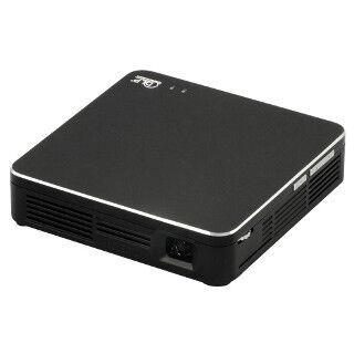 Miracast対応のモバイルプロジェクタ - 10×10cmのコンパクトサイズ
