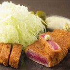 東京都・新大久保に牛カツ専門店「京都勝牛」オープン - 半熟卵の天ぷらも