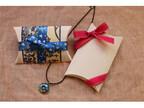 小さなプレゼント用に! ポストカードで作るオシャレな小物用パッケージ
