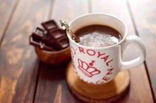 うだま飯 (4) 寒い日にぴったりなホットチョコレートを作る