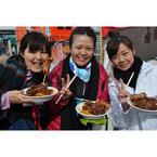 ランニング後はB級グルメ三昧! 「グルメラン」、東京都など3都市で開催