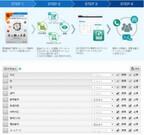 コベック、デジタルカタログサービスWisebook 5に「潜在客情報の獲得機能」