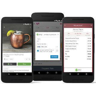 GoogleのAndroid Payがアプリ内購入に対応 - Apple Pay対抗の決済サービス
