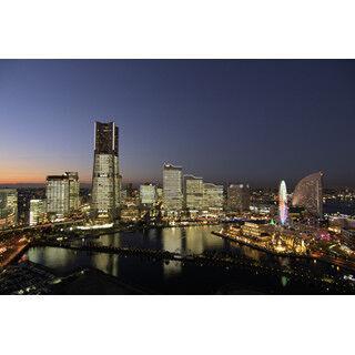 "Xmasイブにオフィスビルが全館点灯! 神奈川県・横浜で""TOWERS Milight""実施"
