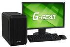 ツクモ、コンパクトゲーミングPC「G-GEAR mini」のラインナップを一新