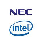 NEC、インテルとモバイル基地局を仮想化するソリューション開発で協業