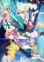 TVアニメ『無彩限のファントム・ワールド』、ビジュアル&PVの第2弾を公開