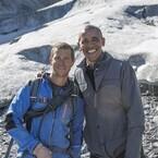 オバマ大統領、サバイバル番組に降臨! 物々しい警備下でレアな場面続出