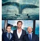 『白鯨との闘い』は名作『アポロ13』の