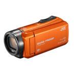 JVC、アウトドアやスポーツシーン向けのタフなビデオカメラ「Everio R」