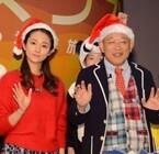 笑福亭鶴瓶、木村文乃からのサプライズに感激! 鶴瓶家は父よりクリスマス
