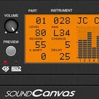 DTM音源の定番「SOUND Canvas」がソフトウェア音源として蘇る- ローランド